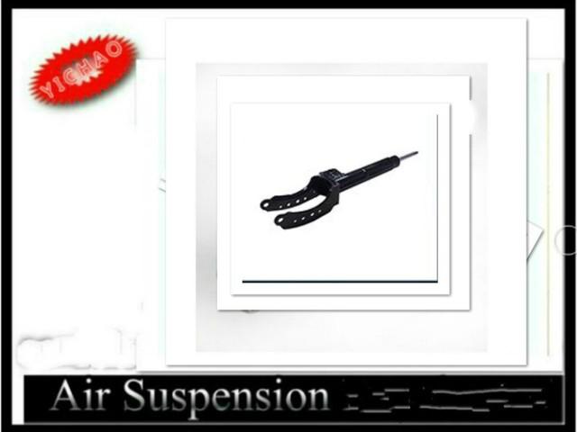 1 par del AMORTIGUADOR DELANTERO 7L8616039D 7L5616039E para AUDIQ7, PORSCHECAYENNE, VWTOUAREG amortiguador de suspensión de aire