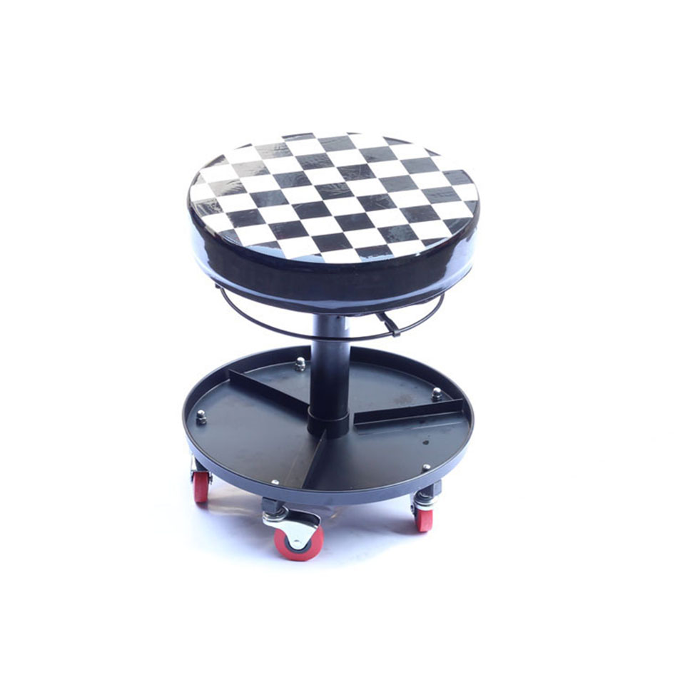 Car Wrap Application Small Seat Adjustable Height