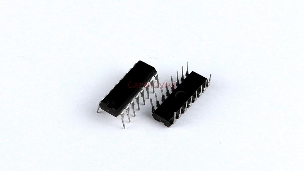 10pcs/lot SN74HC175N 74HC175 DIP-16 New Original In Stock