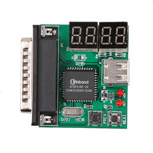 New PC diagnostic 2 digit pci card Diagnostic Card motherboard tester analyzer Checker post code for computer PC(China)
