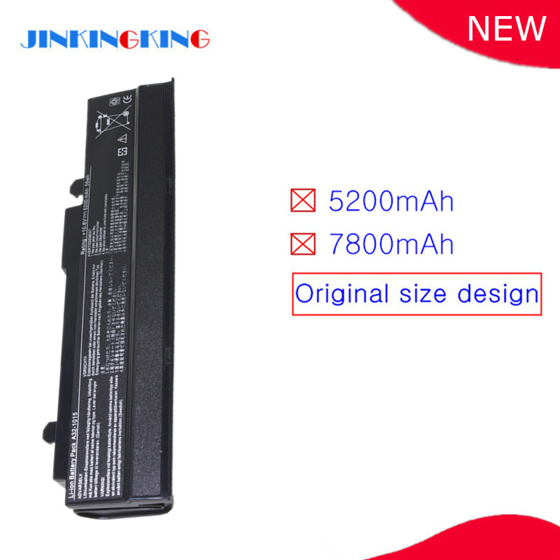 New 6 cells Laptop battery For Asus Eee PC <font><b>1015</b></font> 1015B 1015P 1015PD 1015PDT 1015PDG 1015PE 1016 1016P A31-<font><b>1015</b></font> <font><b>A32</b></font>-<font><b>1015</b></font> image