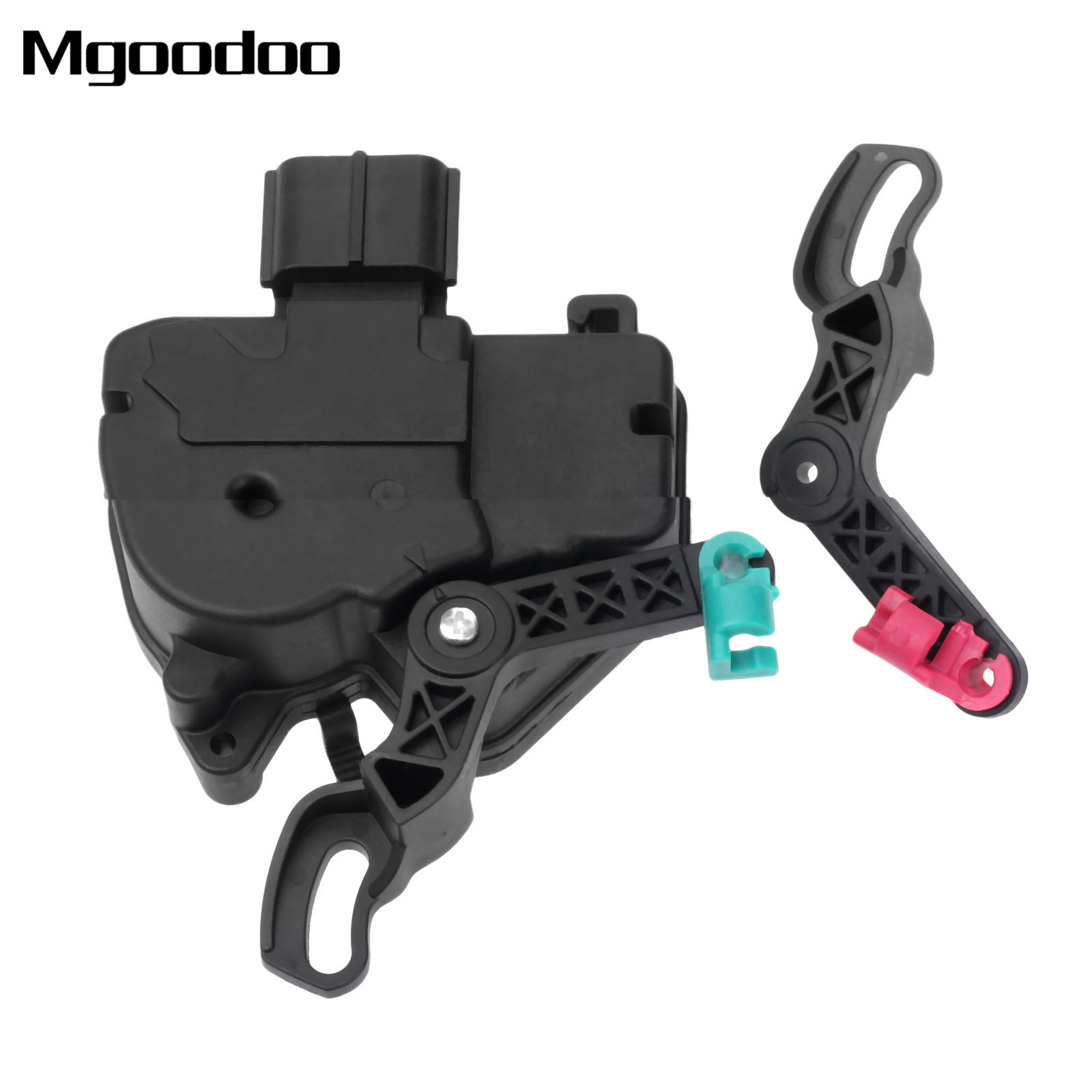 Mgoodoo 4717960AC 4717961AB 746-259 Rear Sliding Power Door Lock Actuator For Chrysler Town Country Dodge Caravan Mini