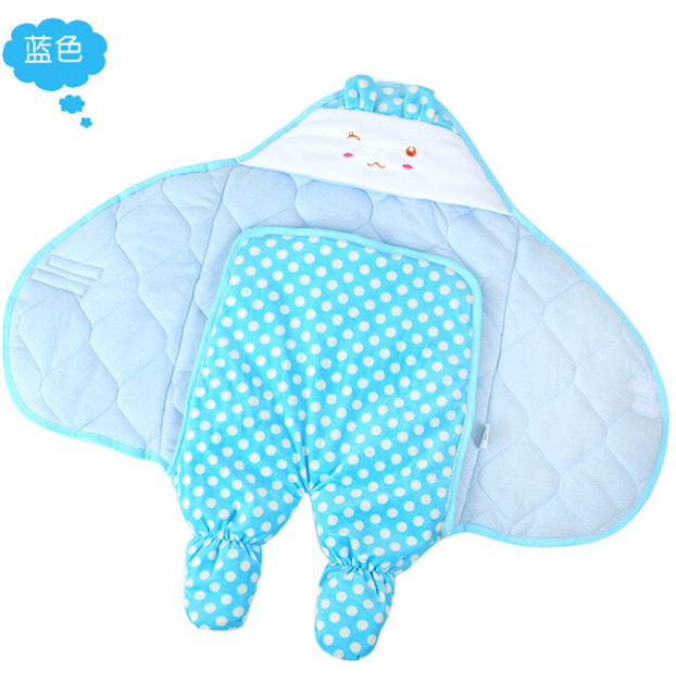 winter srping baby stroller warm blankets baby cartoon sleeping bag Towel Sleepsacks