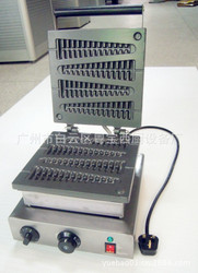 Gorący Seeling Lolly Waffle maszyna z 110 V i 220 V