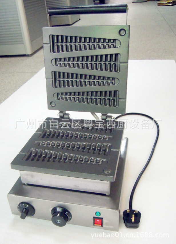 Hot Seeling Lolly Waffle Machine With 110V & 220V hot