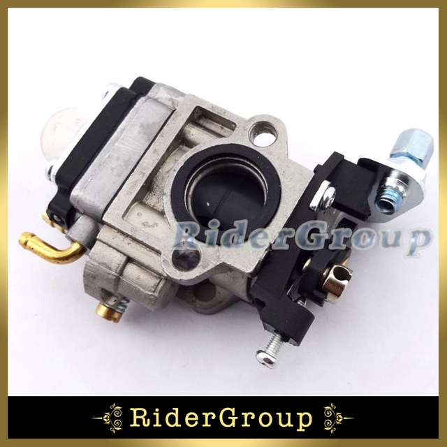 15mm Carburetor For 2 Stroke 43cc 49cc Engine Carb Visa Mosquito Stand Up Goped GSR Blade