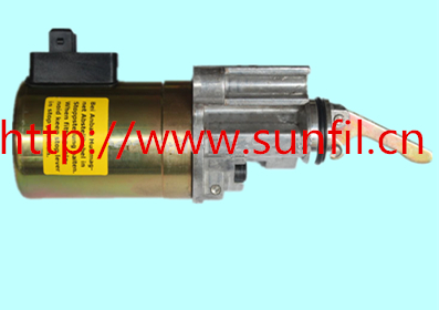 ФОТО Replace 012 Fuel Shutdown Device shut off solenoid 04199900 ,12V