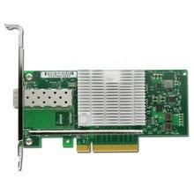 10 Гбит/с SFP+ LC Fibre PCIe 8x Ethernet сервер адаптер с SFP+ intel E10G41BTDA X520-DA1 82599 10000 м Nic