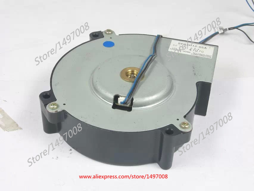 Emacro SF83H12-05A Server Blower Cooling Fan DC 12V 0.9A 100x100x28mm нестеров су 24мр h0266b02 05a