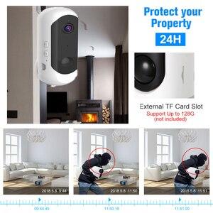 Image 3 - Wdskivi Batterie HD 1080P Mini IP Kamera 100% Drahtlose WiFi Kamera Sicherheit Überwachung CCTV Kamera Baby Monitor iCSee App