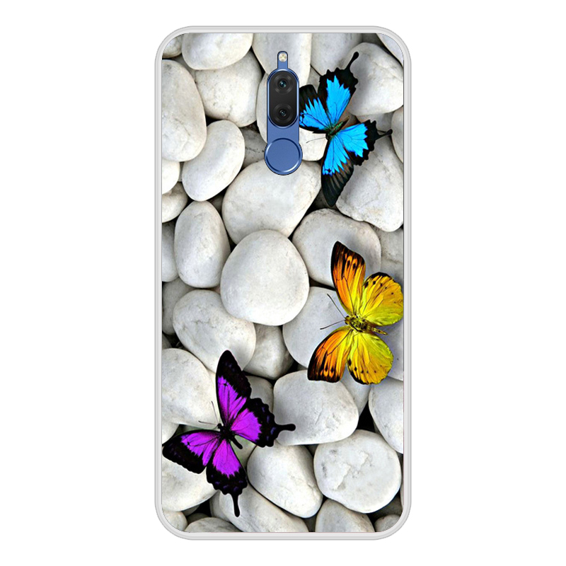 """Image 4 - 5.9"""" Huawei Mate 10 Lite Case Cover Soft TPU Silicone Case Huawei Mate 10 Lite / Nova 2i / Honor 9i Phone Back Coques-in Fitted Cases from Cellphones & Telecommunications"""