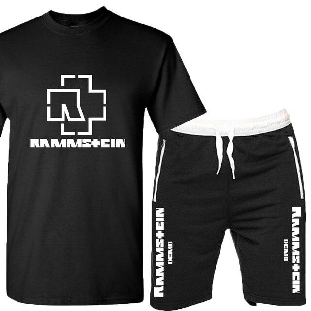 Rammstein T Shirt Hip Hop...