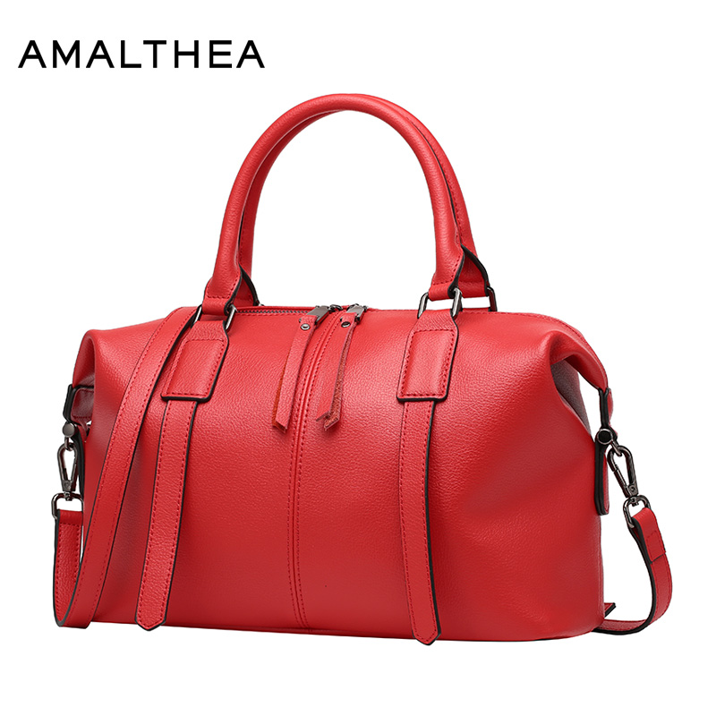 цена на AMALTHEA Brand Bag Female Crossbody Bags For Women Handbag Luxury Handbags Women Bags Designer Casual Tote Bag For Girl AMAS049