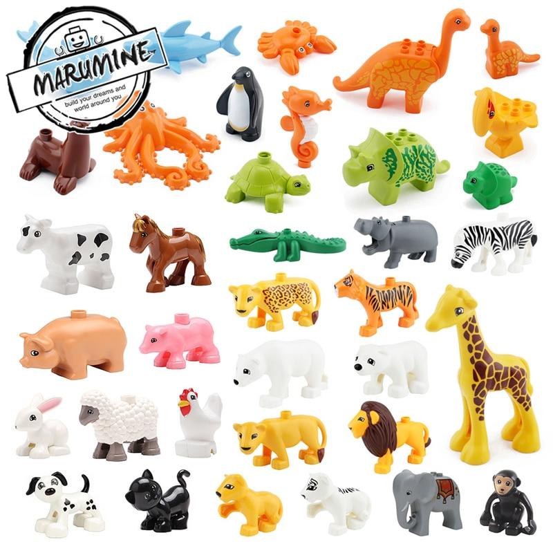 tijolos-duplo-animal-marumine-frete-gratis-37-tipos-de-educacao-blocos-de-construcao-de-brinquedos-para-criancas-classico