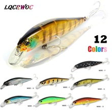 2019 NEW 14g 10mm Minnow fishing lures Many colors winter high quality floating swing Swimbait Fishing gear crank bait pesca ice new arrivals sealurer hot model fishing lures 13cm 19g swimbait jointed bait minnow 5 different colors crank minnow bait