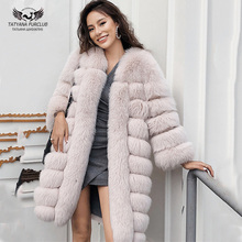 Großhandel green fur coat faux Gallery Billig kaufen green