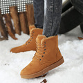 New Men's Winter Faux Suede Snow Boots Keep Warm Prevent Slippery  Leisure Shoes Men Boots Large Size 39 40 41 42 43 44