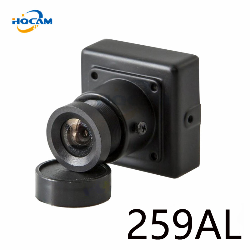 HQCAM SONY CCD 2463 ICX259AL B W camera Low illumination 0 00001Lux machine vision noise Black