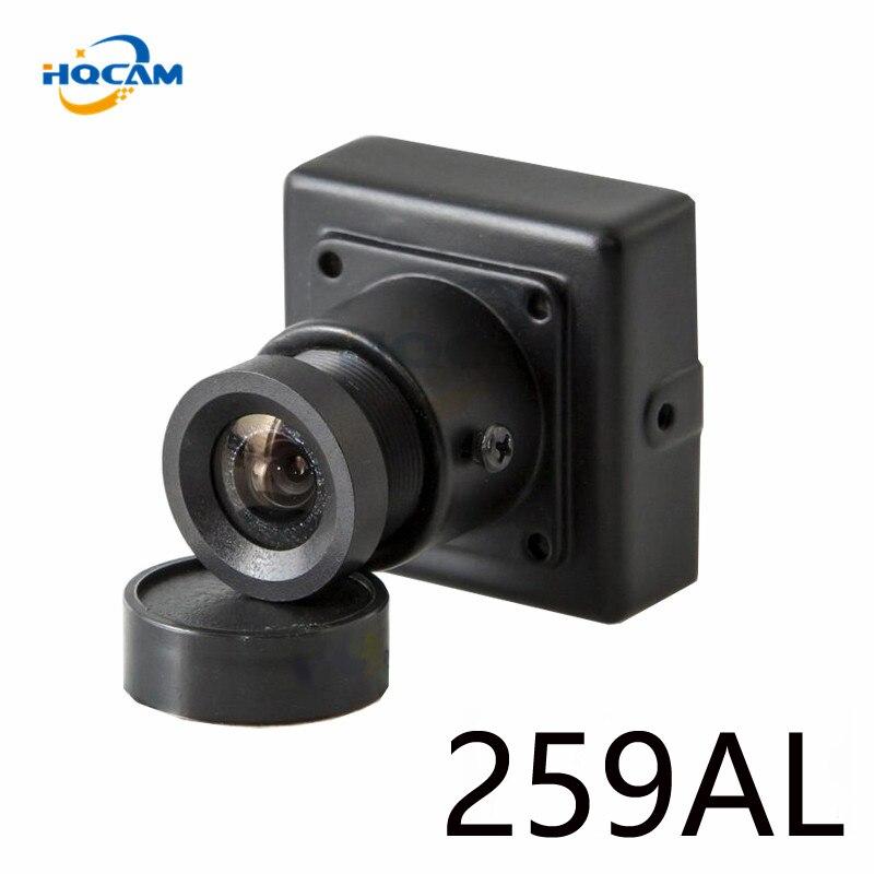 HQCAM SONY CCD 2463+ICX259AL B/W camera Low illumination 0.00001Lux machine vision noise Black and white mini Industrial camera