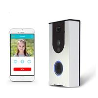 Smart Door Intercom HD Video Doorbell WiFi Doorbell With Camera Night Version IR Motion Detection Alarm