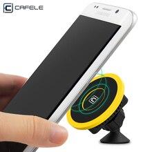 Cargador inalámbrico qi coche universal soporte para teléfono pegajosa montaje multifuncional inalámbrico charing soporte para iphone 6 6 s plus samsung