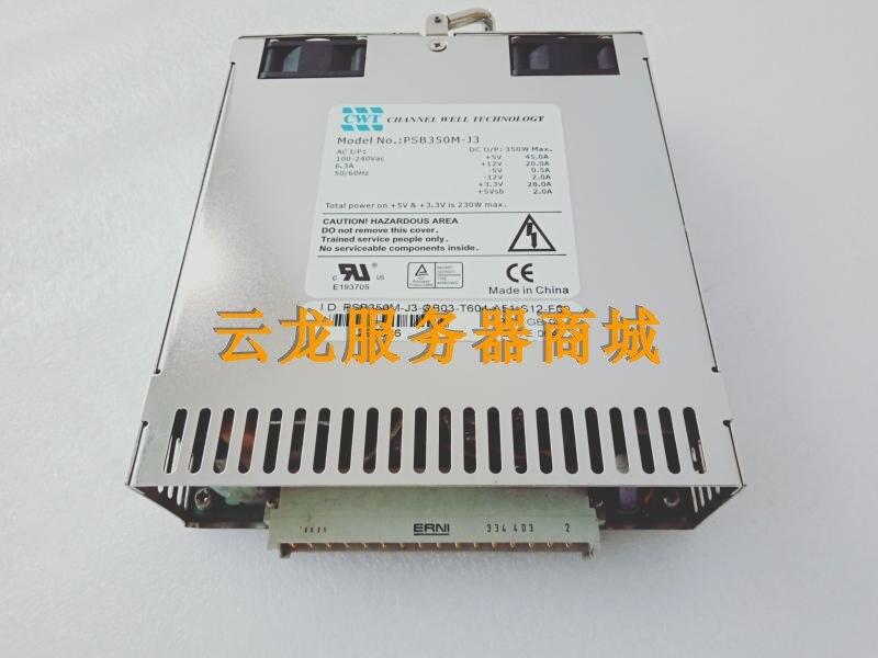 Emacro Para CWT Bem Canal Tecnologia PSB350M-J3 1 x módulo De Alimentação fonte de Alimentação Do Servidor 350 W FONTE de ALIMENTAÇÃO Única
