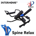 Kneeling Spinal Decompression Spine Lumbar Traction Therapy Body Spine Stretching Device for Relieve Lumbago Waist Low Back Pain
