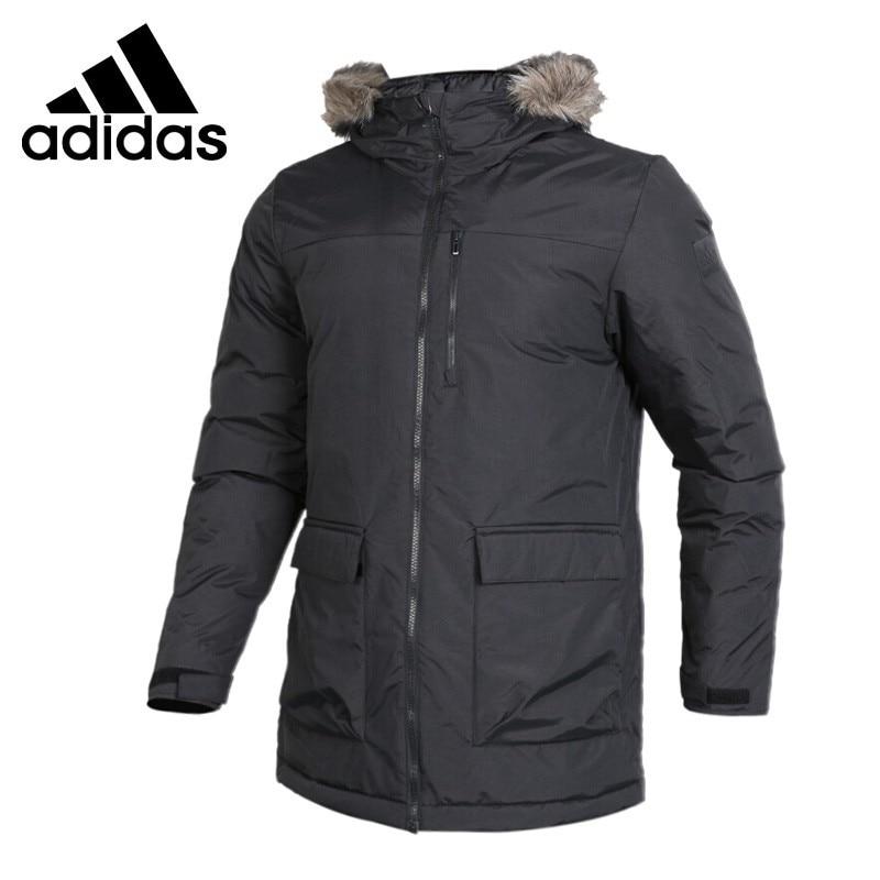 Original New Arrival  Adidas  Men's Down Coat Hiking Down Sportswear
