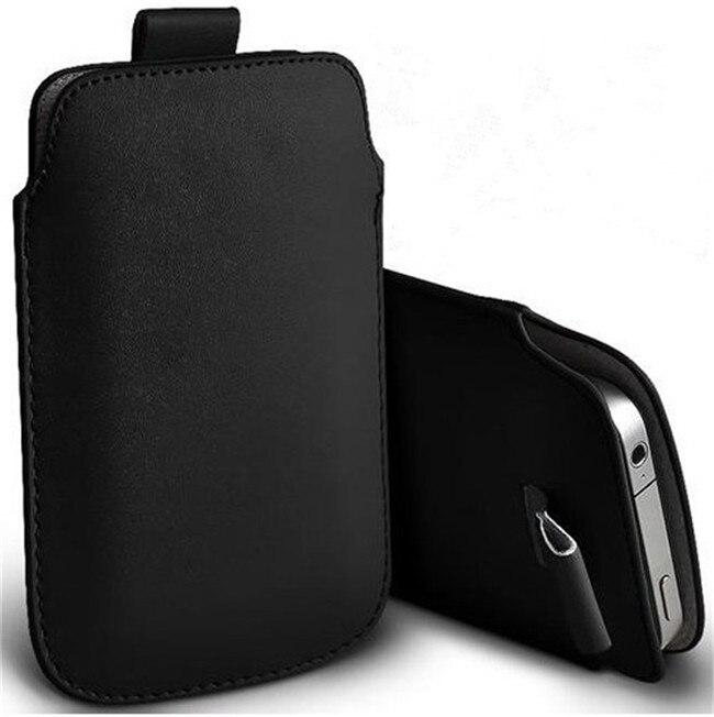 13 colores pull up pouch bag case para umi súper lte cuero pu bolsas móvil casos