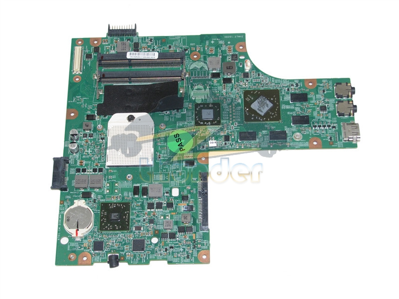 NOKOTION CN 0HNR2M HNR2M 0HNR2M for dell inspiron 15R M5010 laptop motherboard HD4650 DDR3 Free CPU