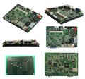 Mini atx firewall motherboard with Onboard 2G RAM and processor (PCM3-N2800)