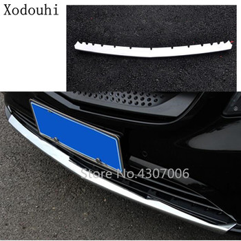 Car cover Bumper trim Front protection bar Grid Grill Grille frame edge For Mercedes Benz Vito W447 2017 2018 2019