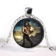 Vikings The Shield of Lagertha Necklace