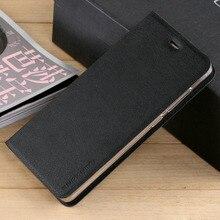 High Quality Flip Leather Case For Xiaomi Redmi 4 / 4A / Redmi Note 4 Original Genuine Brand Phone Case Stents Cover