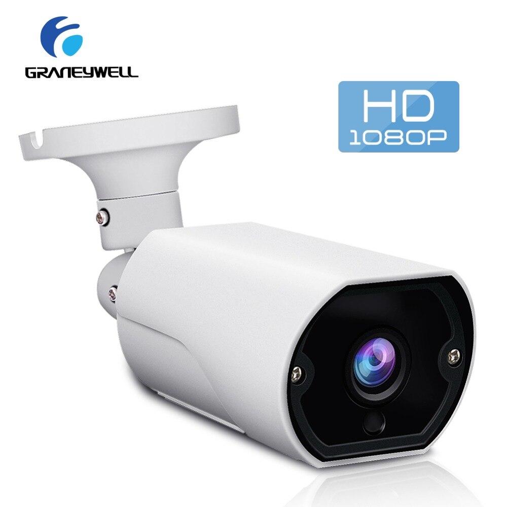 Graneywell IP Camera 1080P Full HD 2MP Wifi Camera Outdoor Waterproof Camera Wifi Home Security CCTV
