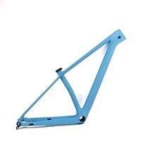 29er boost карбоновая рама для горного велосипеда 148*12 мм boost через ось MTB углеродная рама 29er размер 15/17/19 дюймов диск карбоновая рама 29