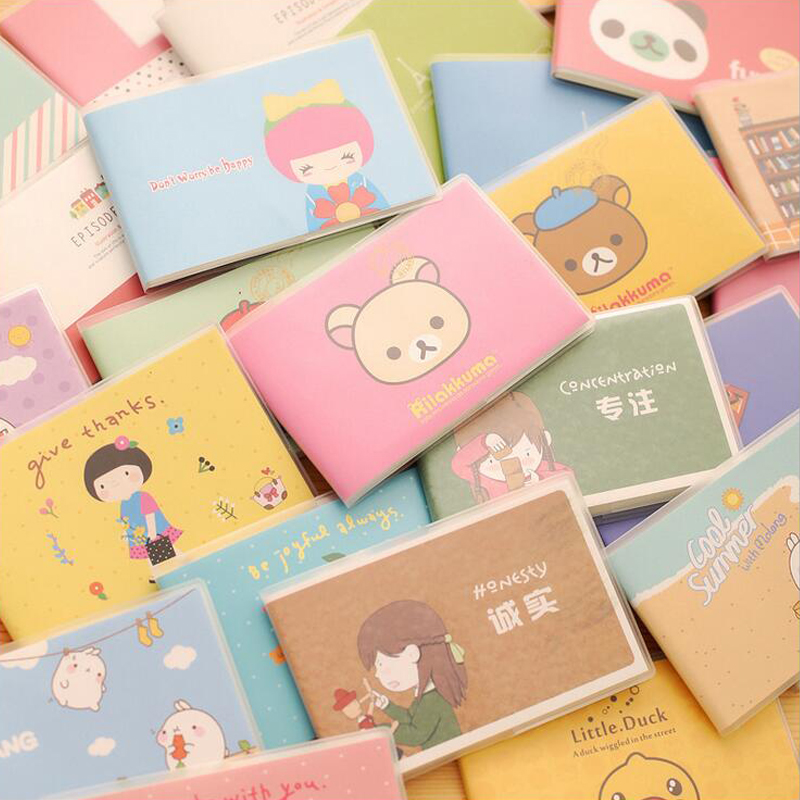 4 pcs/Lot Papeleria Kawaii Sticky Note Cute Stickers for Planners Stationery Office School Supplies Post Air Mail Free shipping