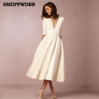 SMDPPWDBB Women Maternity Dresses Women Party Long Dress Summer Vestidos Elegant Women Deep V neck Sexy Nightclub Dress