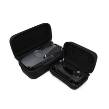 TELESIN Drone Carrying Case Remote Controller Transmitter Storage Box Travel Package Bag Hardcase Housing for DJI Mavic Pro(China)