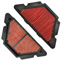 Novo filtro de ar da motocicleta apto para yamaha xj6 2009-2014 xj 2010 2011 2012 2013 6 09-14 frete grátis