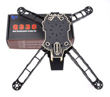 Pcb Version Q330 Alien Across RC Quadcopter Frame 330mm High-strength Lightweight for DIY Multirotor FPV Drone As F330(China)