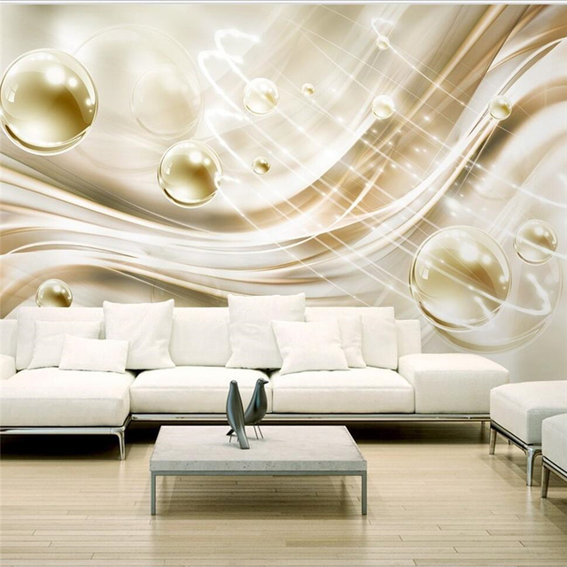 beibehang Custom photo wall murals wallpaper beautiful gold silk flash  crystal ball 3d wall decoration wallpaper. beibehang Custom photo wall murals wallpaper beautiful gold silk