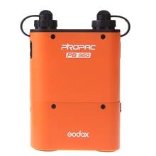 4500mAH Godox PB960 power supply set AD360 II power transformer lithium battery charger set Dual-Output Speedlite Power