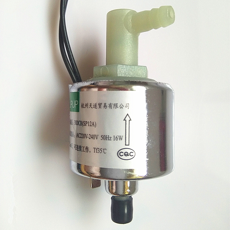 Steam mop micro magnetic pump model 30DSB SP12A voltage AC220V 240V 50Hz power 16W in Pumps from Home Improvement