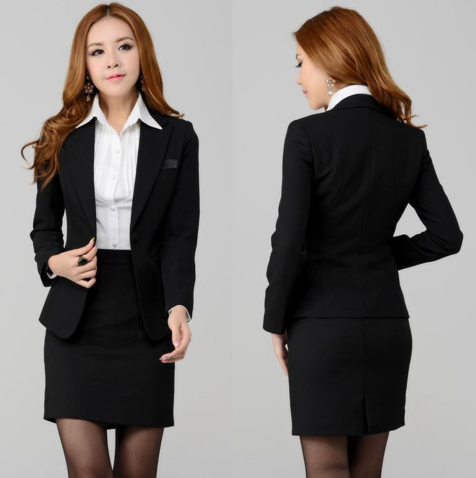 Women'S Formal Skirt Suits | Fashion Skirts