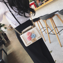 Mini Bead beach bag handbags women famous brand luxury handbag women bag designer Crossbody bag for women
