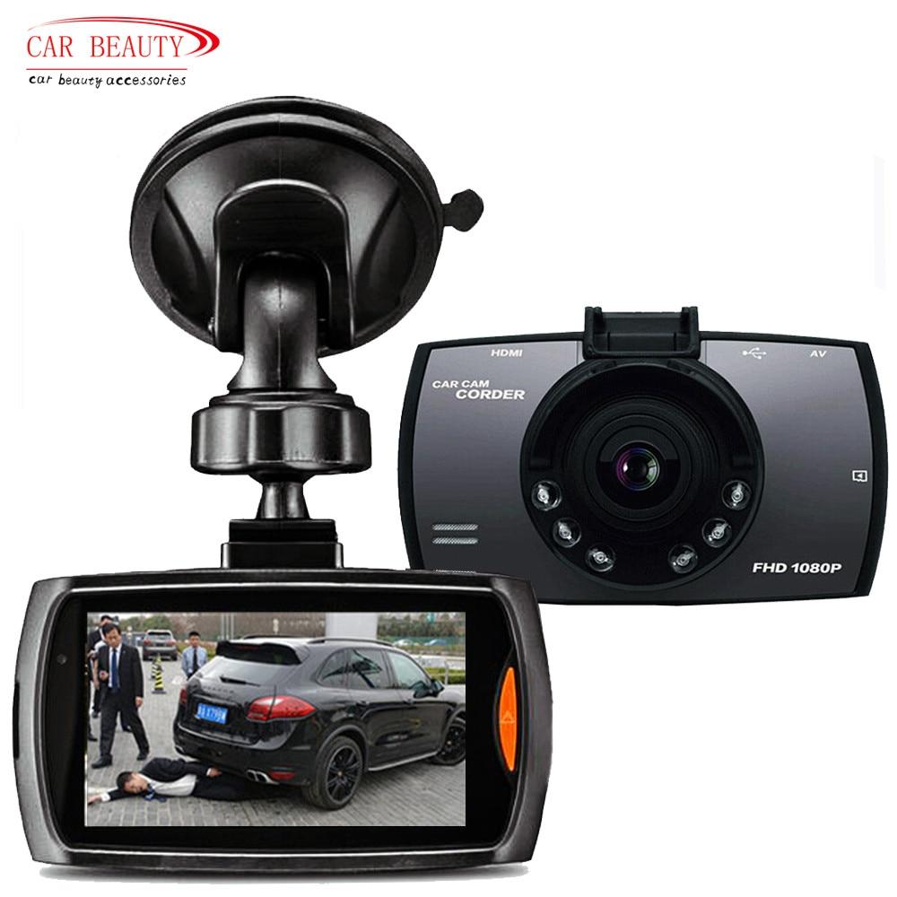 imágenes para Novatek 96650 Mini cámara Del DVR Del Coche dvr de Hd 1080 p aparcamiento visión nocturna Caja Negro carcam Dash grabador de vídeo registrator Cam