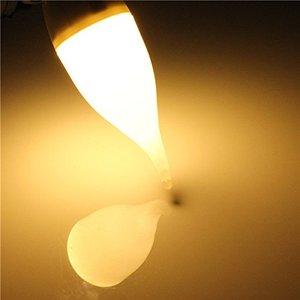 Image 5 - Bombilla Led E14 E27 B22 E12 B15 3W de ahorro de energía, para el hogar Lámpara decorativa, iluminación de reemplazo de 30W, halógena