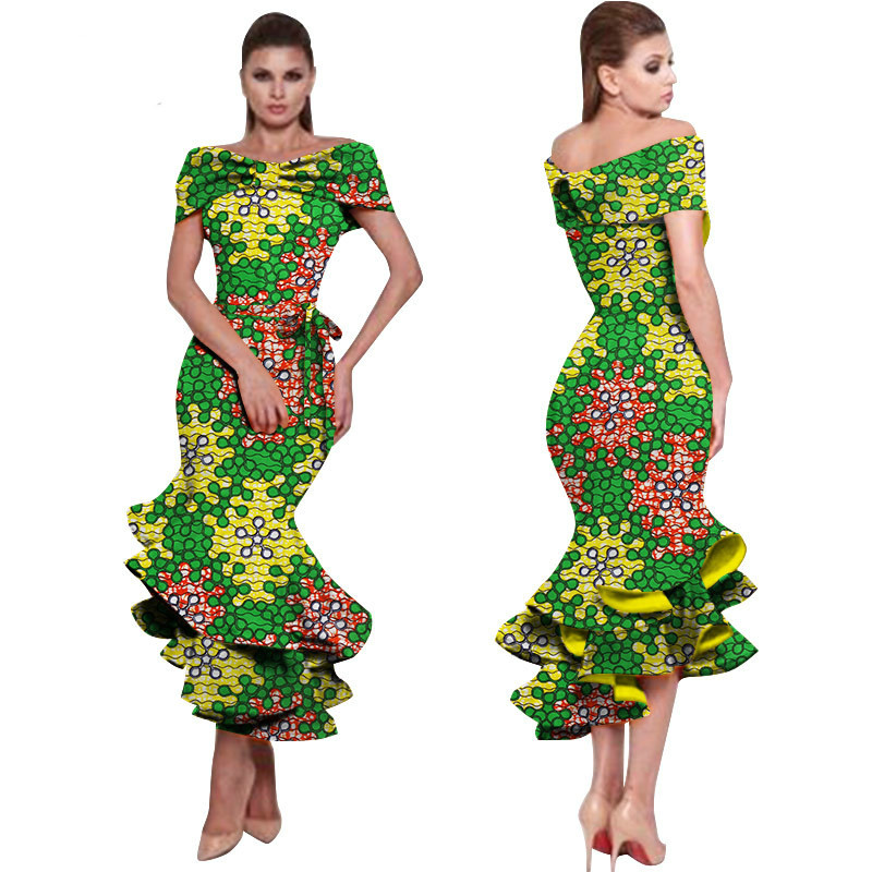 African Dresses New Arrival Traditional African Clothing Sale ...