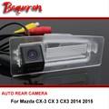 Para Mazda CX 3 CX3 CX-3 2014 2015 sem fio de arame/Carro de Backup Câmera de Estacionamento/Invertendo Rear View Camera/CCD HD Noite visão